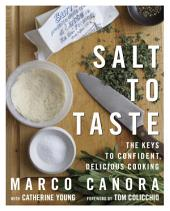 Salt to Taste: The Key to Confident, Delicious Cooking