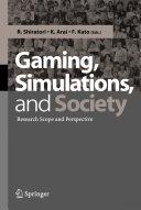 Gaming, Simulations and Society