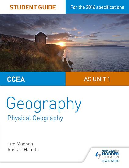 CCEA A level Geography Student Guide 1  AS PDF