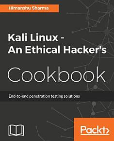 Kali Linux   An Ethical Hacker s Cookbook PDF