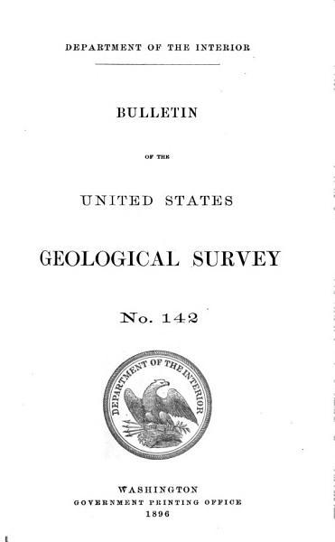 Bulletin   United States Geological Survey PDF
