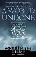 A World Undone PDF