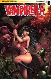 Vampirella #100