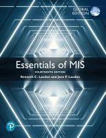 Essentials of MIS  Global Edition PDF