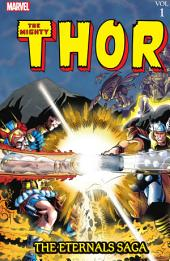 Thor: The Eternals Saga Vol. 1