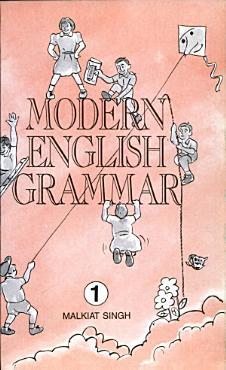 Modern English Grammar Book 1  revised  PDF