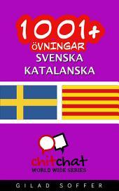 1001+ övningar svenska - Katalanska