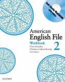 American English File 2 Workbook PDF