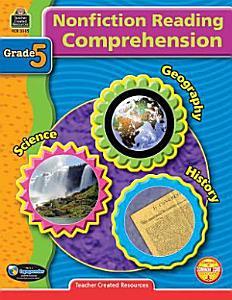 Nonfiction Reading Comprehension Grade 5 Book