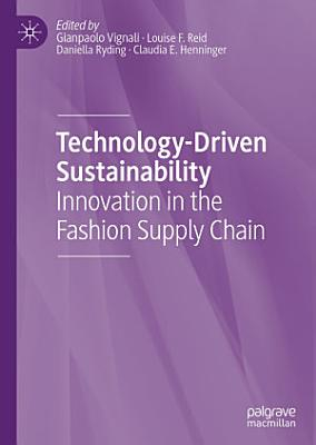 Technology Driven Sustainability