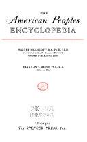 The American Peoples Encyclopedia