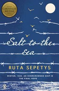 Salt to the Sea Book