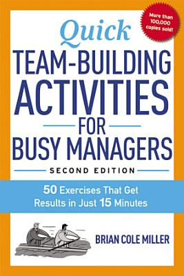 Quick Team Building Activities for Busy Managers PDF