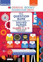 Oswaal ISC Question Bank Class 12 English Paper-1 Language Book Chapterwise & Topicwise (Reduce Syllabus) (For 2022 Exam)