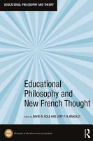 Educational Philosophy and New French Thought PDF