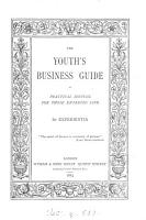 The youth s business guide  by Experientia PDF