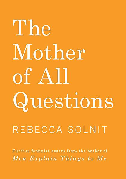 Download The Mother of All Questions Book