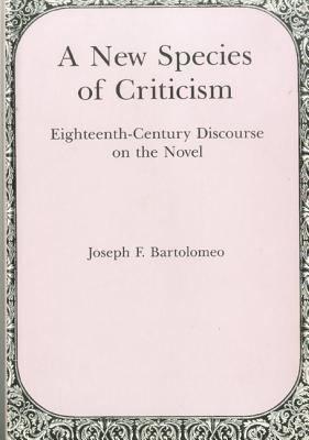 A New Species of Criticism