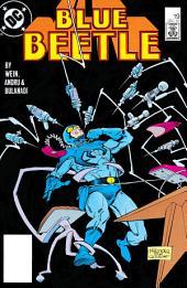 Blue Beetle (1986-) #19