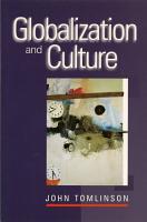Globalization and Culture PDF