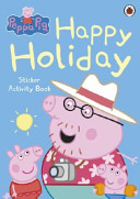 Peppa Pig  Happy Holiday Sticker Activity Book