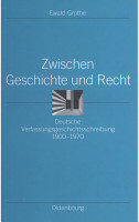 Zwischen Geschichte und Recht PDF