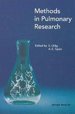 Methods in Pulmonary Research