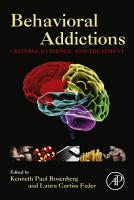 Behavioral Addictions PDF