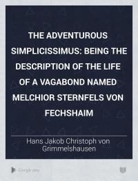 The Adventurous Simplicissimus PDF