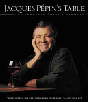 Jacques Pepin S Table Book PDF