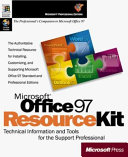 Microsoft Office 97 Resource Kit PDF