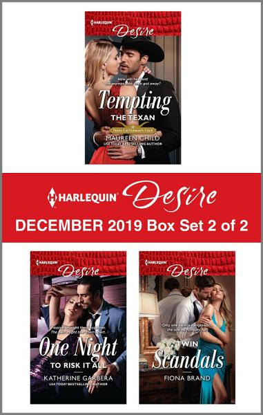 Harlequin Desire December 2019 - Box Set 2 of 2