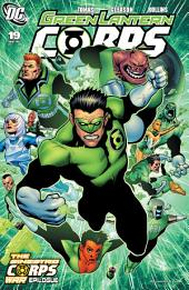 Green Lantern Corps (2006-) #19