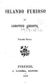 Orlando Furioso di Lodovico Ariosto...