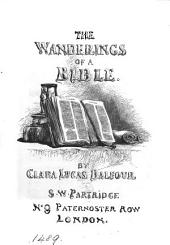 The wanderings of a Bible