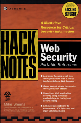 Web Security Portable Reference PDF