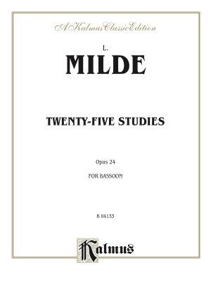 Twenty-five Studies