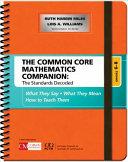 The Common Core Mathematics Companion