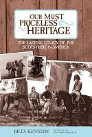 Our Most Priceless Heritage PDF