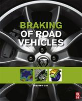 Braking of Road Vehicles PDF