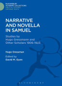 Narrative and Novella in Samuel