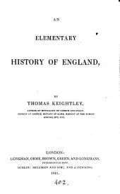 An elementary history of England