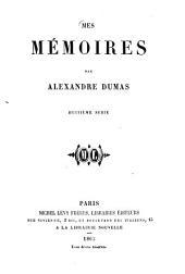Mes mémoires: Volume8