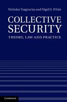 Collective Security PDF