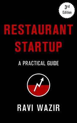 Restaurant Startup  A Practical Guide  3rd Edition