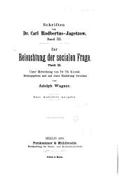 Schriften: Bände 3-4