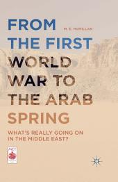 From the First World War to the Arab Spring: What's Really Going On in the Middle East?
