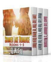 Summer Lake Romance Boxed Set: Books 1-3