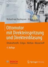 Ottomotor mit Direkteinspritzung und Direkteinblasung: Ottokraftstoffe, Erdgas, Methan, Wasserstoff, Ausgabe 4
