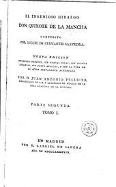 El Ingenioso hidalgo Don Quixote de la Mancha: Volumen 4